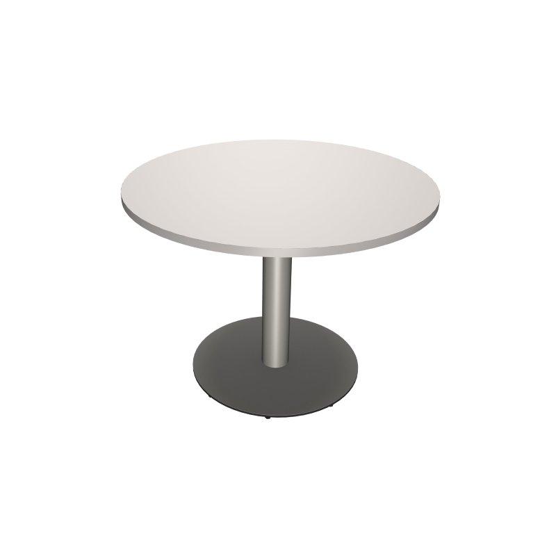 glasplatte rund 100 cm esstisch rund glas tisch glasplatte rund tisch verchromt oder satiniert. Black Bedroom Furniture Sets. Home Design Ideas