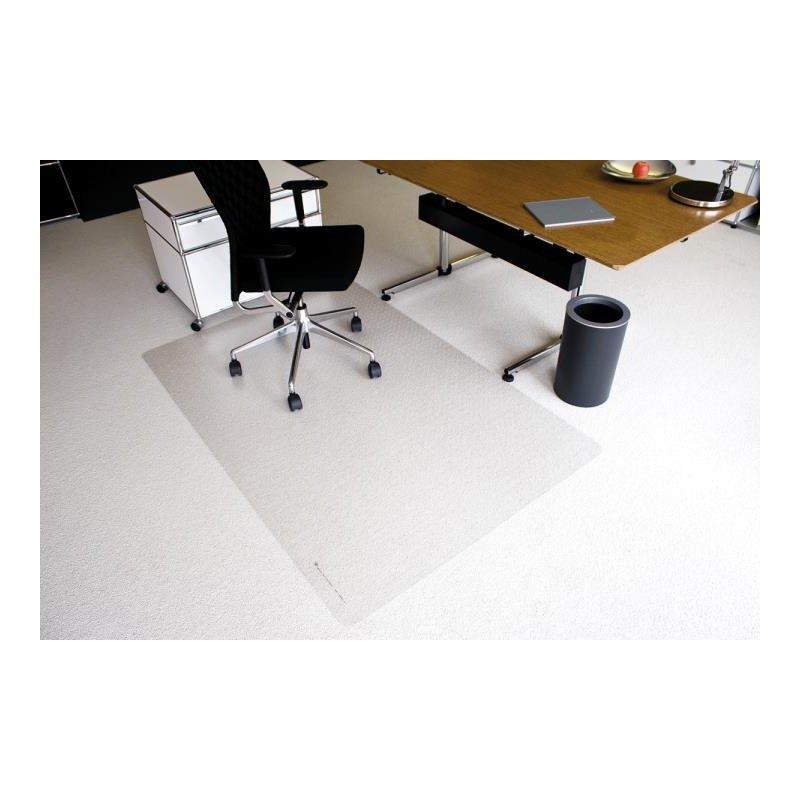 bodenschutzmatte ecoblue o form f r hartb den 41 18. Black Bedroom Furniture Sets. Home Design Ideas