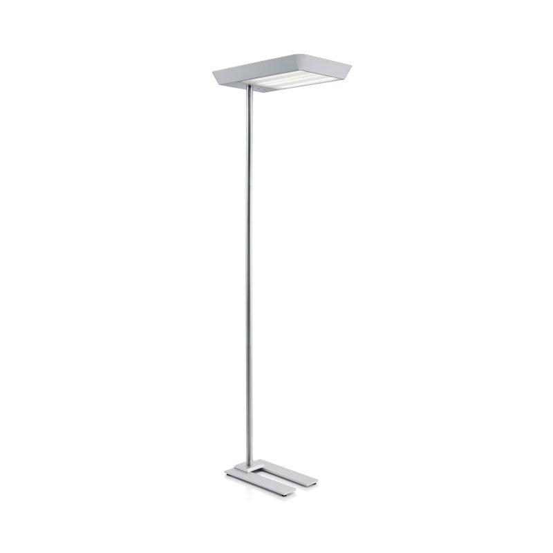 LED-Stehleuchte Maxlight PRO silber, 455,00 €