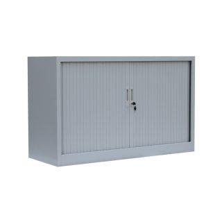 Sideboard mit Querrolladen, 2,5 Ordnerhöhen, 120 cm in verschiedenen Farben