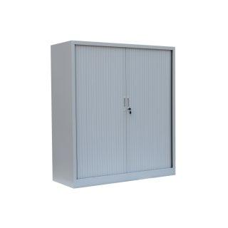 Sideboard mit Querrolladen, 3 Ordnerhöhen, 120 cm in verschiedenen Farben